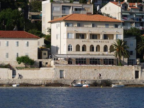 Dalmacija, Villa Hotel & Beach Lodge